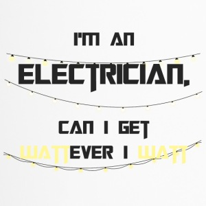 Elektriker: I´m an Electrician. Can i get Wattever - Thermobecher