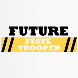 Police: Future State Trooper - Mug thermos
