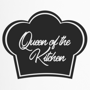 Cuisinier / Chef: Queen Of The Kitchen - Mug thermos