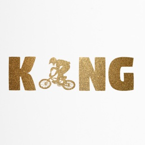 KING BMX! Bikers! Sport! - Termosmugg