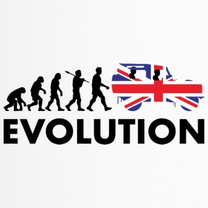 British evolution - Travel Mug