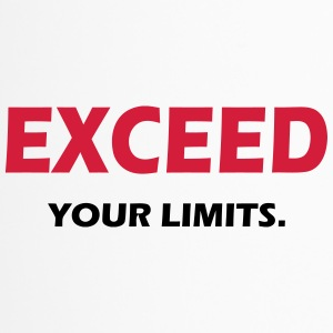 EXCEED YOUR LIMITS - SIMPLE - Travel Mug