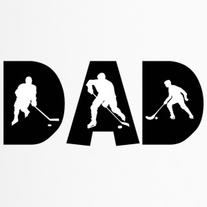 Hockey Dad - Travel Mug