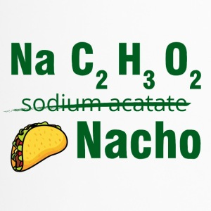 Periodensystem: Na C2 H3 O2 - Nacho - Thermobecher