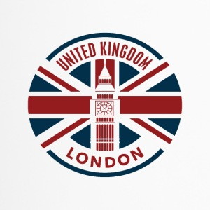 Royaume-Uni - Londres - Union Jack Flag - Mug thermos