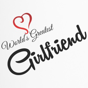 Worlds Greatest GirlFriend - Tazza termica