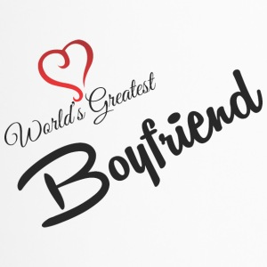 Worlds Greatest BOYFRIEND - Tazza termica
