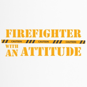 Feuerwehr: Firefighter with an Attitude - Thermobecher