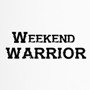 Shirt Weekend Warrior weekend di festa - Tazza termica
