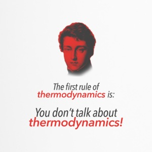 Thermodynamics - Travel Mug