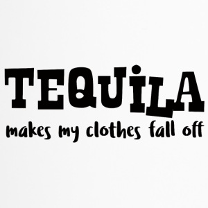 Spring Break / Springbreak: Tequila Makes My Cloth - Thermobecher