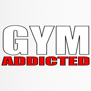 GYM Addicted - Taza termo