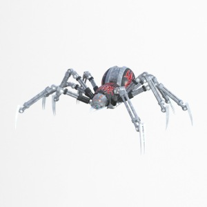 robot spider - Thermo mok