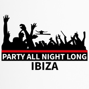 IBIZA - Party All Night Long - Thermobecher
