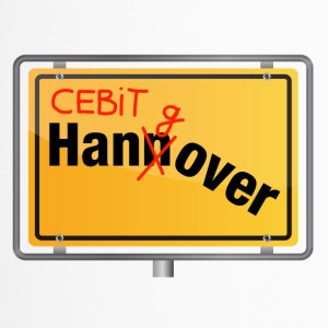 CeBIT Hangover in Hannover - Thermobecher