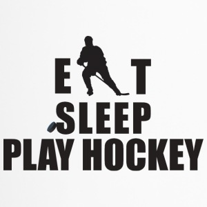 Hockey Eat Sleep Play Hockey - Travel Mug