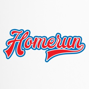 Baseball: Homerun - Thermobecher