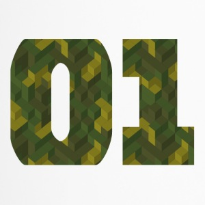 "Camo ""ONE"" - Thermo mok"