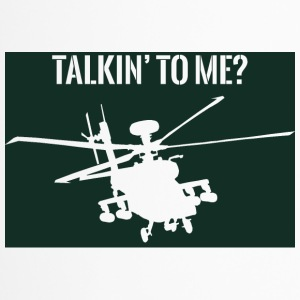 Military / Soldiers: Talkin' to me? - Travel Mug