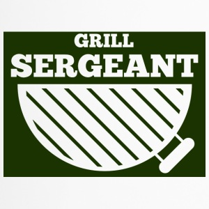 Military / Soldiers: Grill Sergeant - Travel Mug