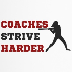 Coach / Trainer: Coaches Strive Harder - Thermobecher