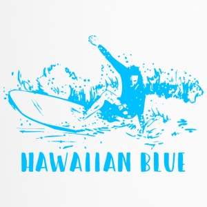 Hawaiian Blue Surfer - Tazza termica