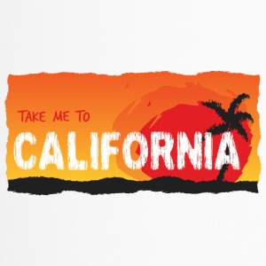 Take Me To California - Travel Mug