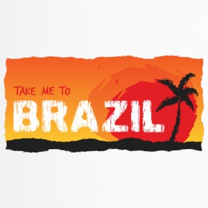 Take Me To Brazil - Thermobecher
