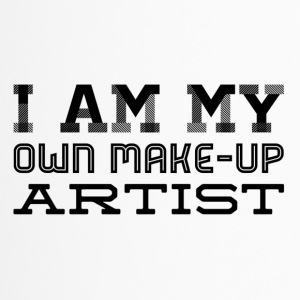 I am my own make up artist - Travel Mug