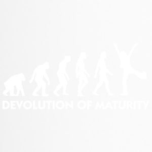 The Evolution Of Maturity - Travel Mug