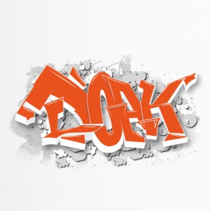 "Graffiti ""DOAK"" - Travel Mug"