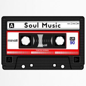 SOUL MUSIC KASSETTE - Thermobecher