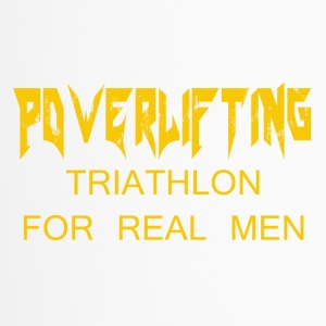 TRIATHLON FOR REAL MEN - Travel Mug