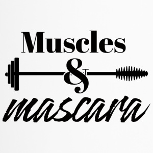 Beauty / MakeUp: Muscles & Mascara - Thermobecher