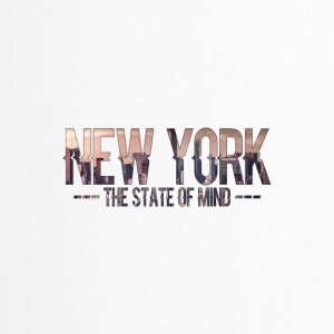 New York - The state of mind - Travel Mug