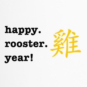 happy rooster year - Travel Mug