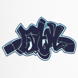 ma Graffiti neon - Thermobecher
