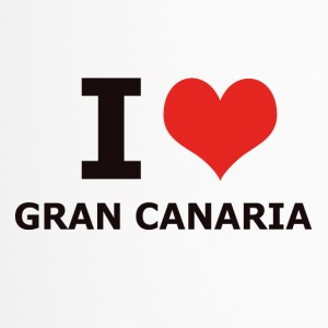 I LOVE GRAN CANARIA - Thermobecher