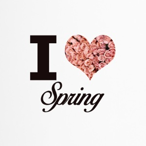I LOVE SPRING - Thermobecher