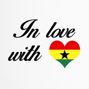 In love with Ghana - Thermobecher