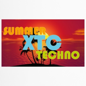 summer xtc techno - Thermobecher