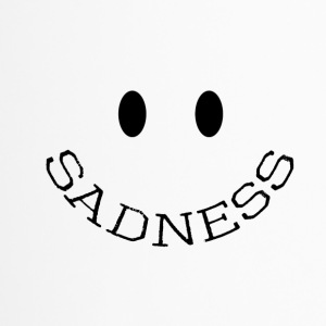 sadness? - Travel Mug