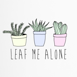 Leaf me alone - Travel Mug