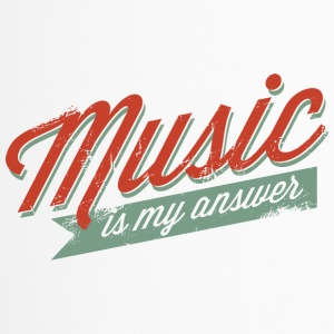 MusicIsMyAnswer - Thermo mok