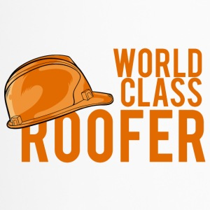 Roofing: World Class Roofer - Travel Mug