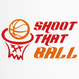 Coach / Trainer: Shoot That Ball - Thermobecher