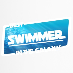 Swimming / Swimmer: Best Swimmer In The Galaxy - Travel Mug