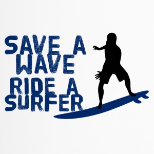 Surfer / Surfing: Save A Wave. Tur A Surfer - Termokrus