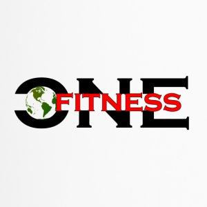 ONE FITNESS Logo - Thermobecher