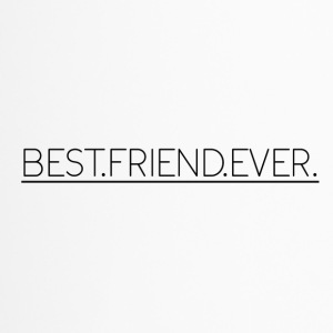 Best Friend mai - Tazza termica